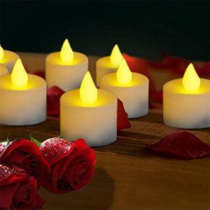شمع ال ای دی کوچک